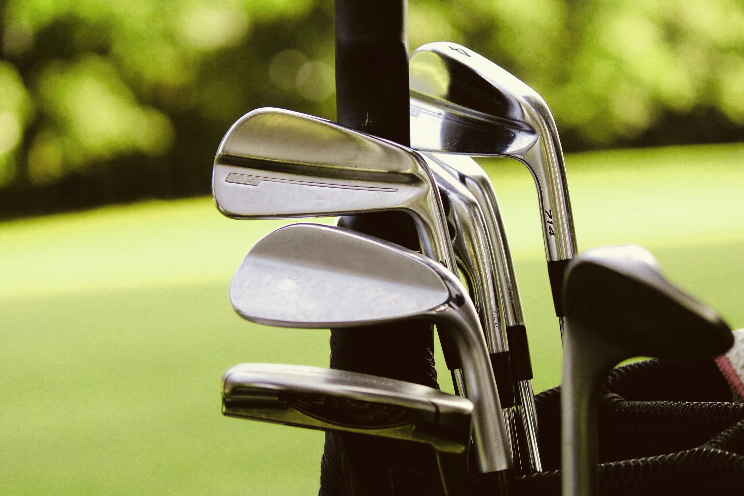 Play golf at Hampton Golf Club