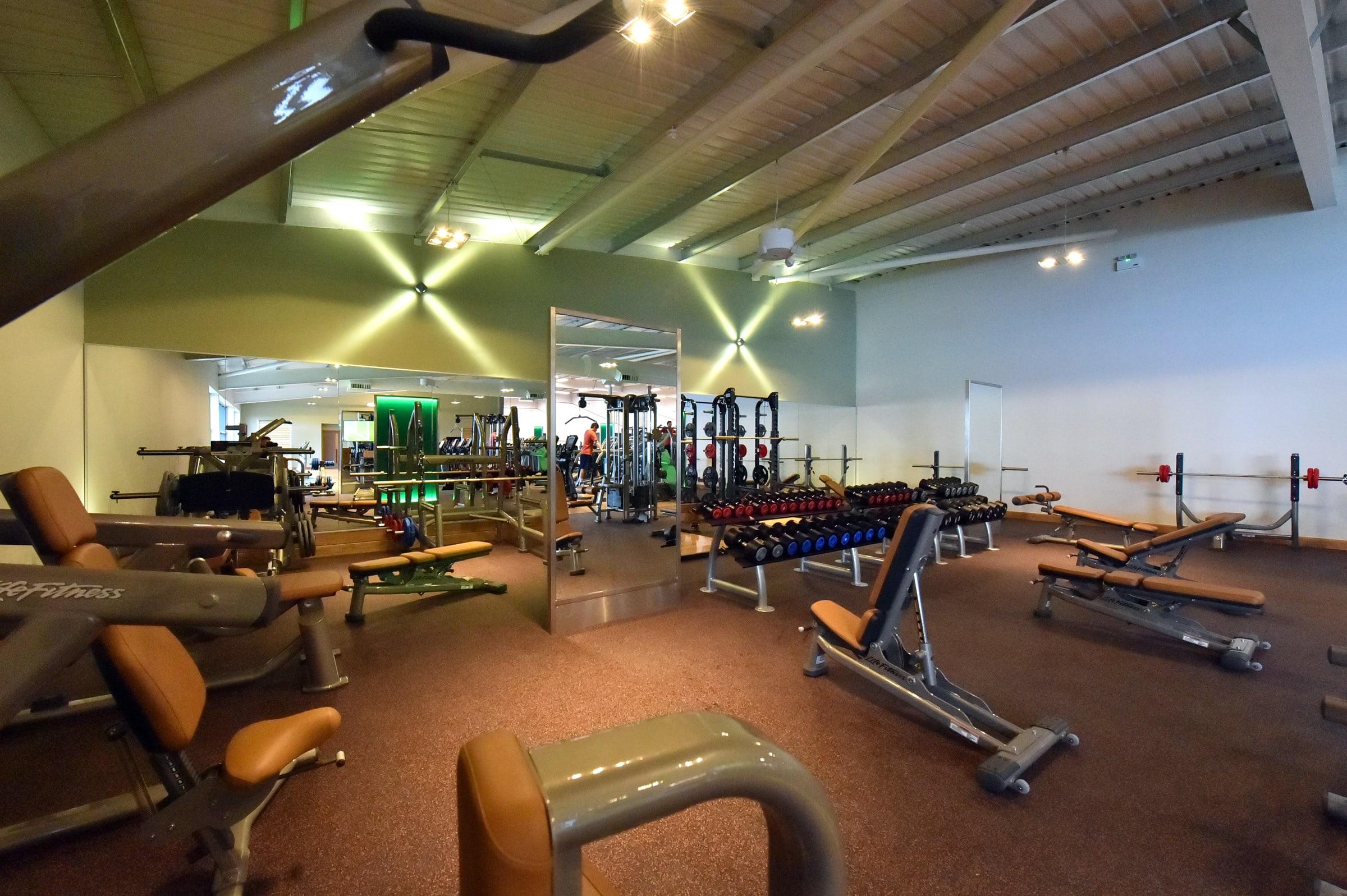 Gym at Newbury