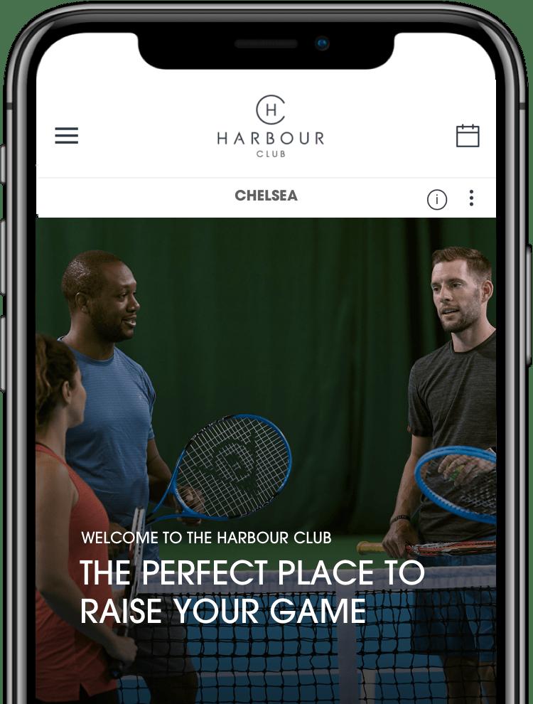 The David Lloyd App