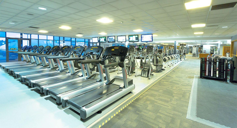 Ipswich gym floor