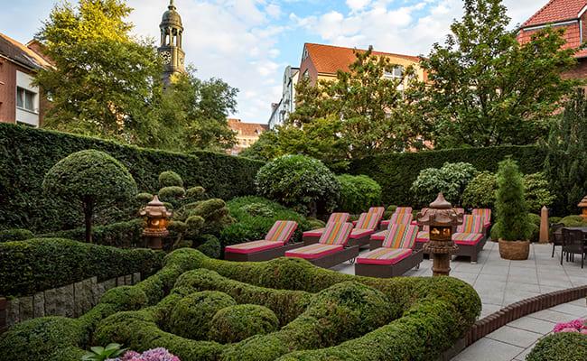 Japanischer Garten Meridian Am Michel