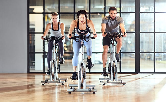 Vielfalt Kurse Fitness