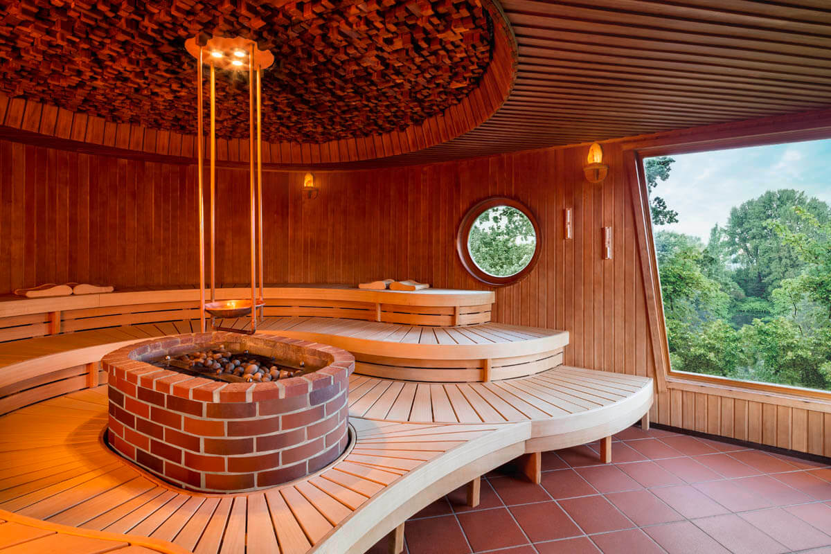 Sauna im Meridian Wandsbek