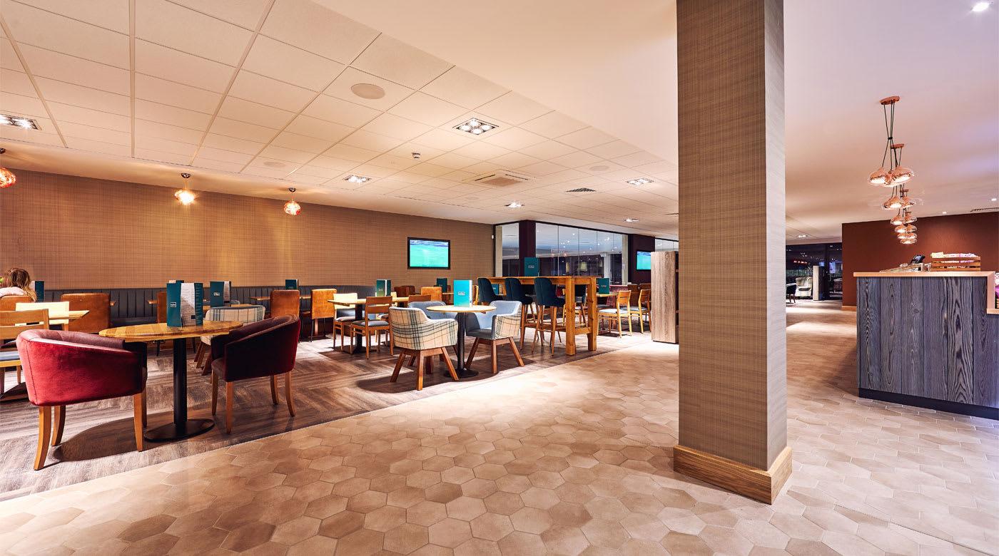 Image of Clubroom at David Lloyd Clubs