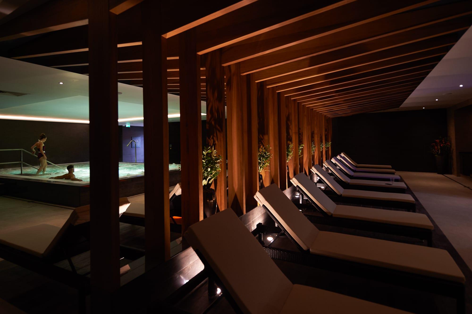 Image of the Spa Retreat at David Lloyd