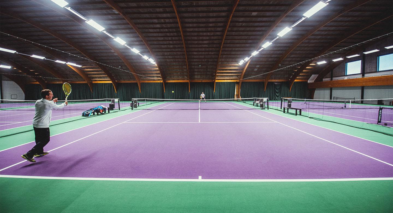 Tennis at David Lloyd