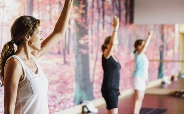 Yoga at Kingston