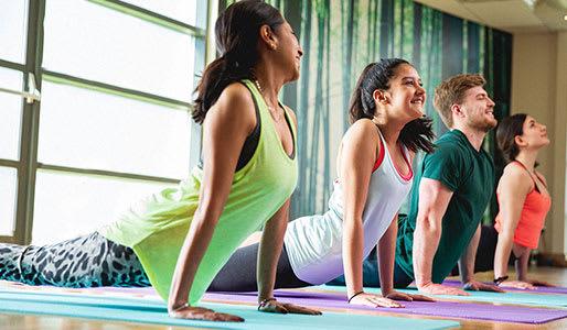 David Lloyd Clubs Yoga