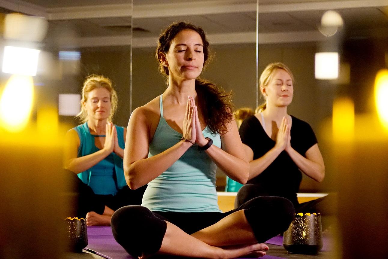 Yoga at David Lloyd