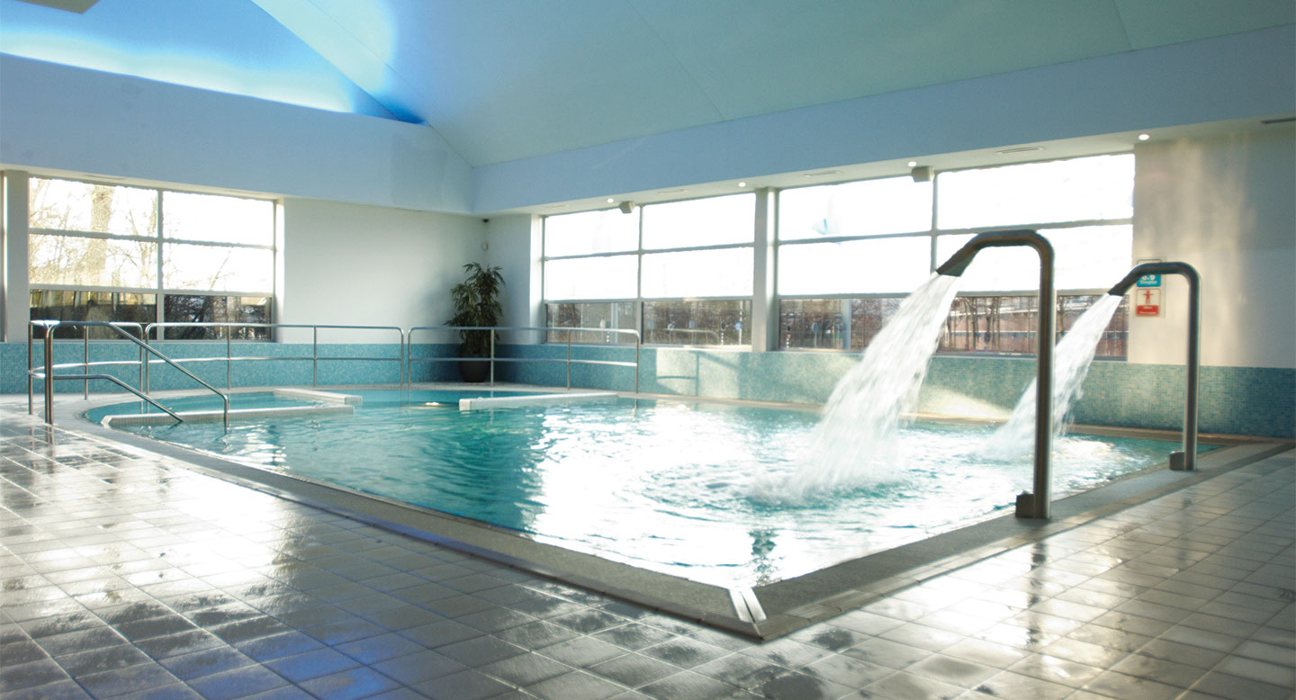 Image of the spa at David Lloyd Capelle