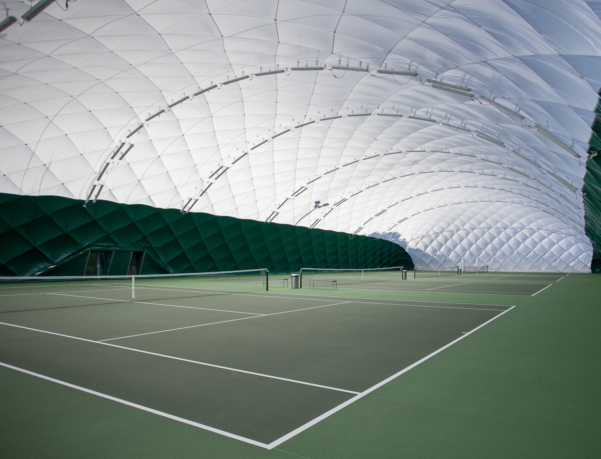 Colchester bubble courts
