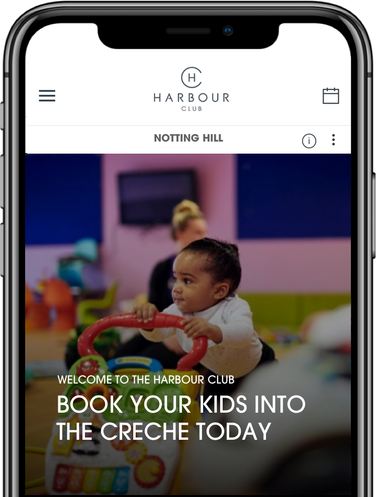 The Harbour Club app