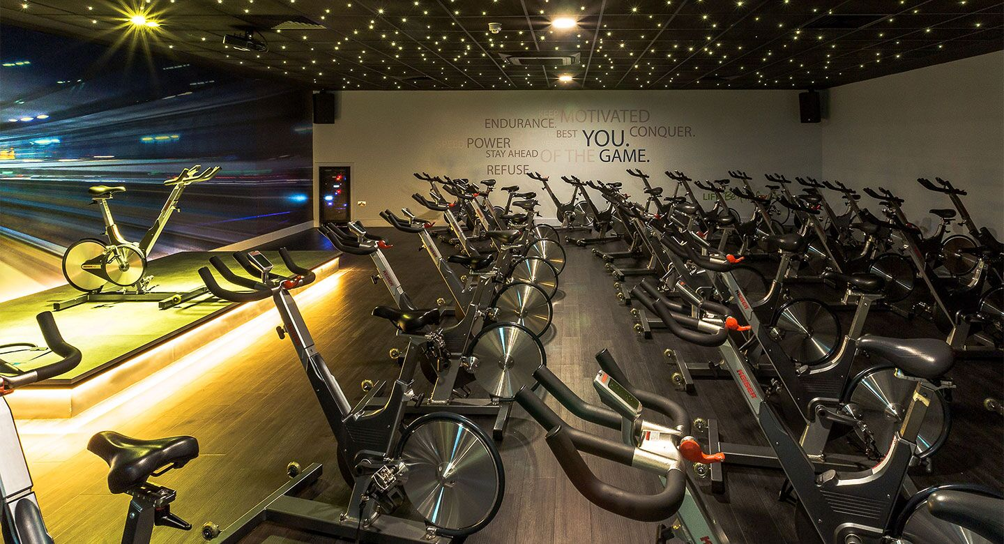 Ipswich group cycling studio