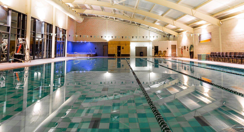 Ipswich indoor pool