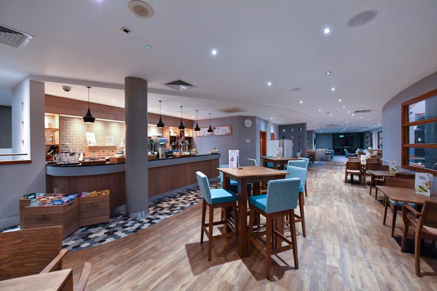 DLicious cafebar at David Lloyd Lichfield
