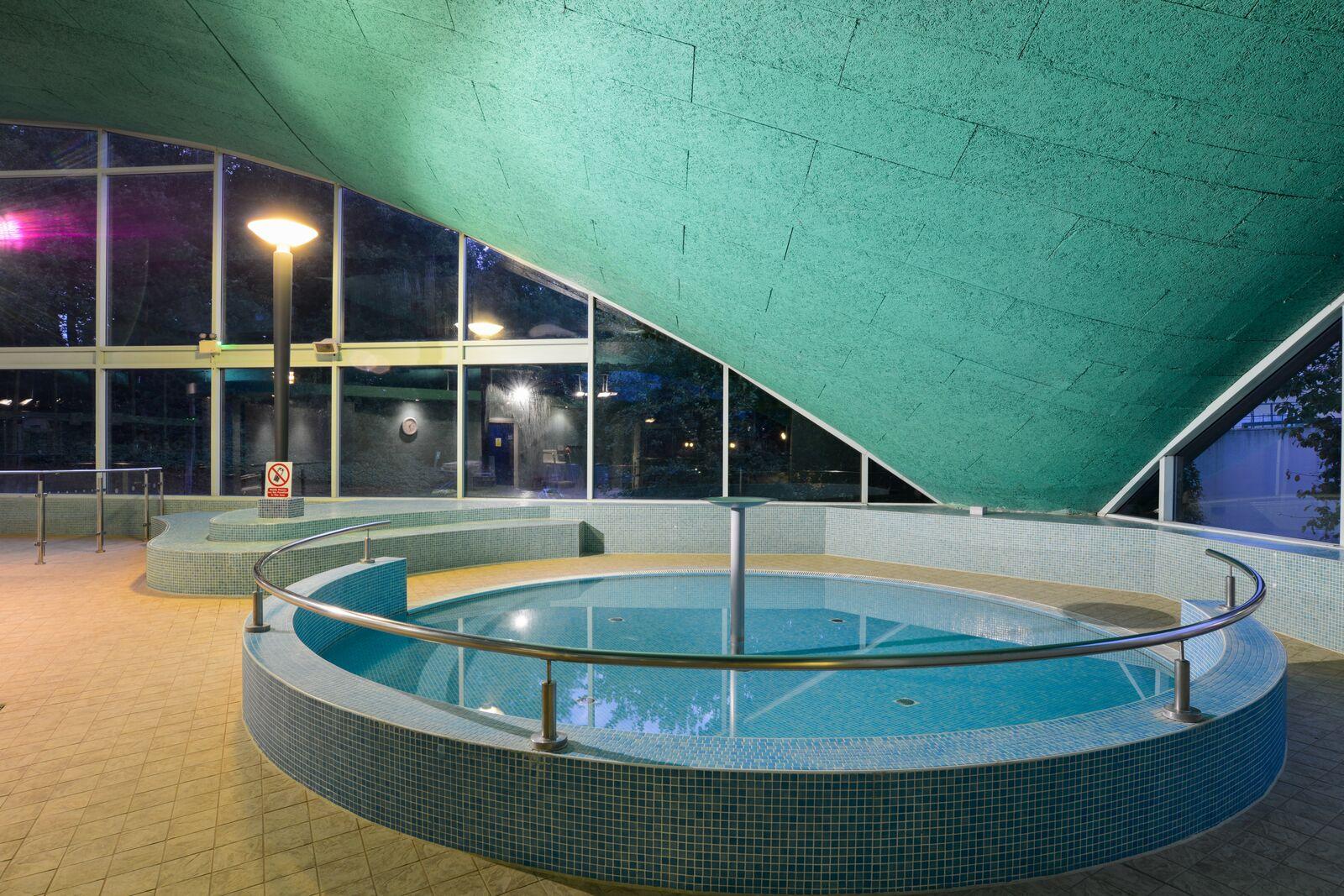 David Lloyd Norwich hydro pool