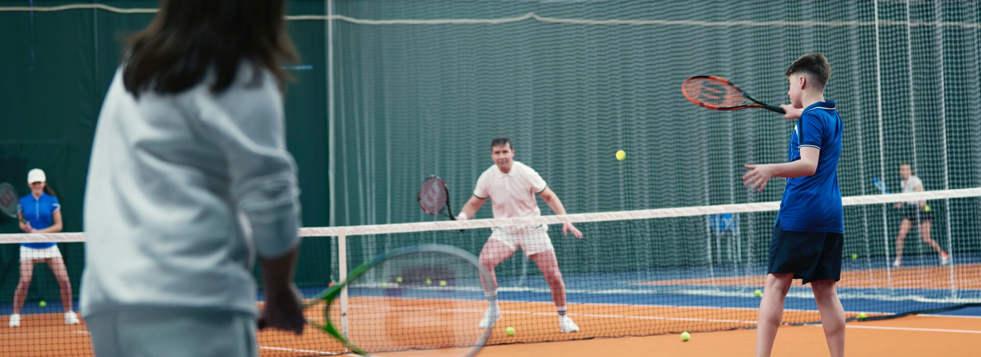 Tennis at David Lloyd