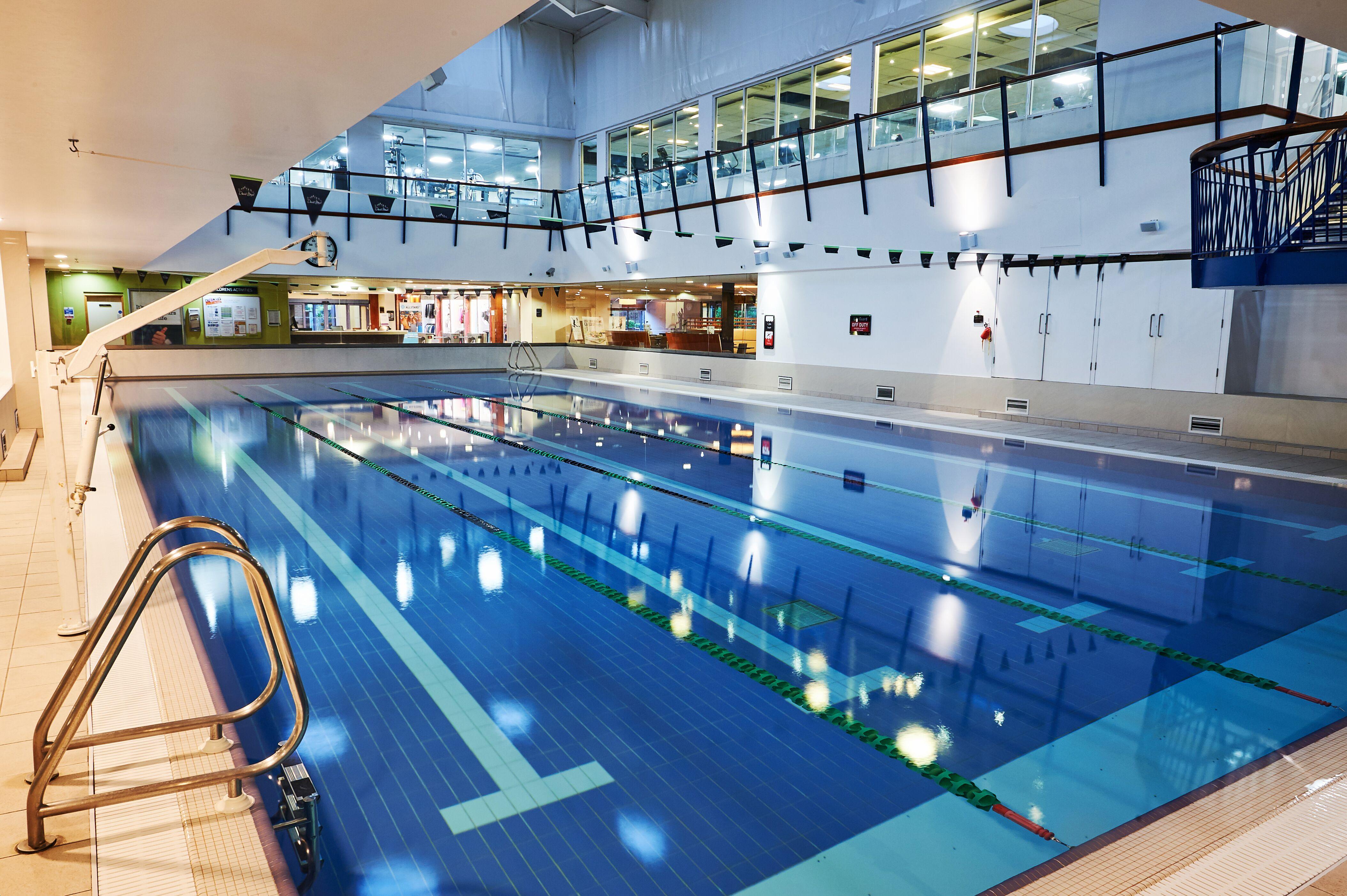 Weybridge Brooklands club pool